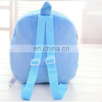 plush backpack with toys