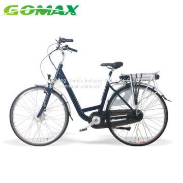 6061 Aluminum Alloy Frame New City Model Women Electric Road Bicycle E Bike  China