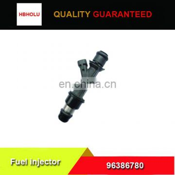 Chevrolet Aveo Fuel injector 96386780 with high quality