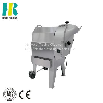 Stainless steel electric vegetable cube slicer dicer cutting machine with price