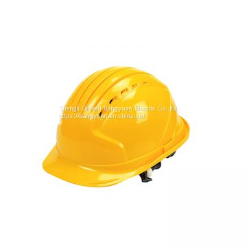 ABS Construction Round Shape Safety Helmet Safety Hard Hat