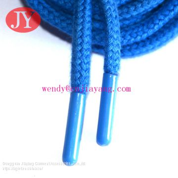 jiayang drawcord strings shoelace aglet tip aglet metal aglet