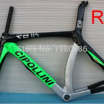 CIPOLLINI frame RB1K carbon fiber road frame Di2 Mechanical racing bike carbon road frame bicycle accessories