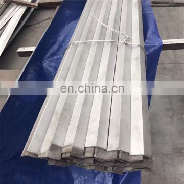 AISI Stainless Steel 304 316 20x20 30x30 40x40 50x50 Angle Bar