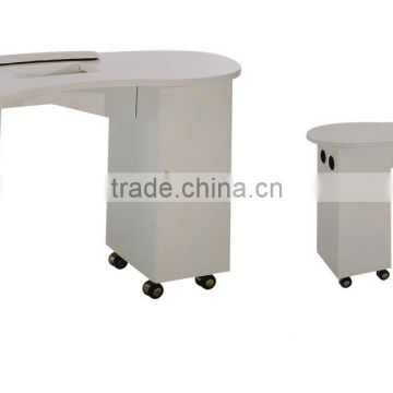 double portable high- quality nail table; special manicure table