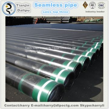 OCTG Casing Tubing and ape tube oil casing pipe, Seamless Steel OCTG