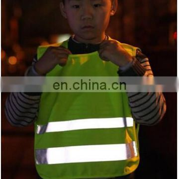 EN ISO20471 Class 3 safety jacket with reflective tape