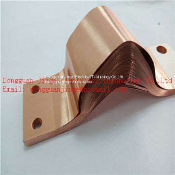 Copper foil soft connector low price