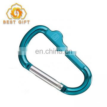 Promotion Gift Gourd Carabiner Keychain