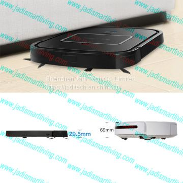 Ultra Thin Low Noise Remote Control Best Robot Vacuum Cleaner