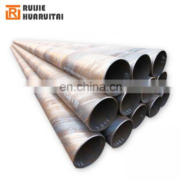 1000mm diameter steel pipe, china spiral weld steel tube, large bore steel pipe