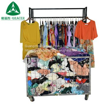 cheap china wholesale clothing used ladies dress