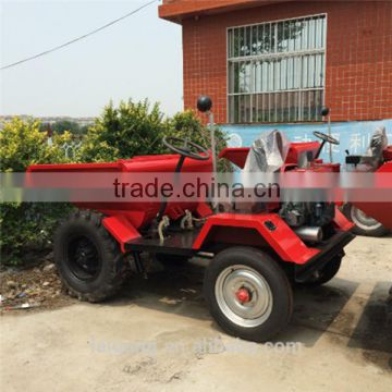 Reliable Tipping Farm Tractor CE Certificated New Tipping Machine Made in China for Sale!