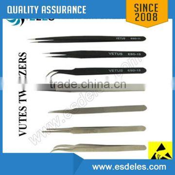 VETUS tweezers slant tip tweezers of ESD tools from China