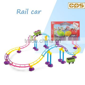 Classic 3 Color Set Hot Sale Railway With Light