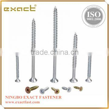 Cheap Factory Price Chipboard Screw Phillip Fine or Coarse Thread Drywall Screw