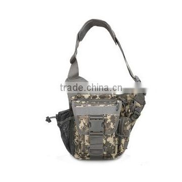 Tactical military saddle bag army medical bag