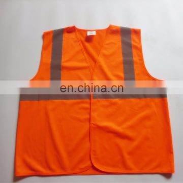 Wholesales Safety Vest ,with Hi-Vis Reflective Tape and Velcor