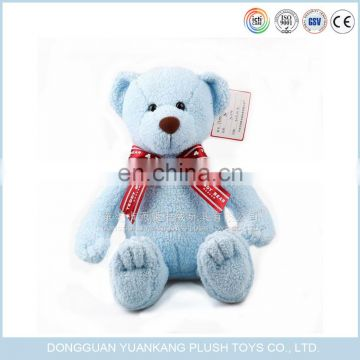 Bear Type and Plush,100% pp stuffing and polyester Material plush teddy bear toy for couple