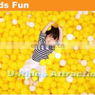 inflatable pools with ocean balls FOR KIDS
