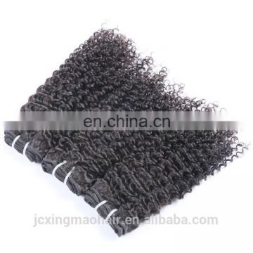 Wholesale Price Virgin Cambodian Human Hair Weave Deep Wave Grade 8a