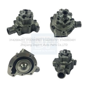 Zhejiang Depehr Supply European Truck Cooling Parts Scania Trailer Coolant Water Pump Housing 1376495/1450153