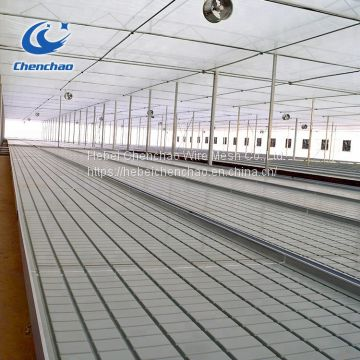 chenchao factory price rolling table with tray for planting