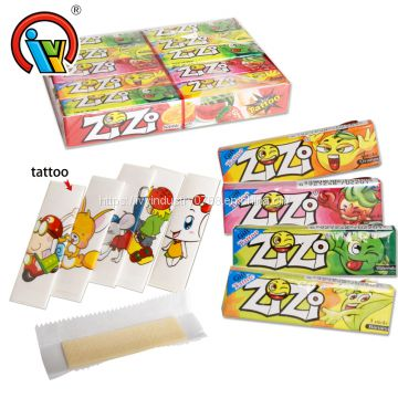 B031-4 Cheap Price 5IN1 Bubble Gum / Chewing Gum Confectionery