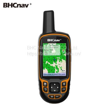 Waterproof GPS Marine Navigator Handheld for Fishing similar to Garmin GPSMAP 64