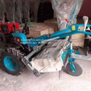 Agriculture Hand Tractor Power For Irrigation / Threshing With Shoe Type Brake