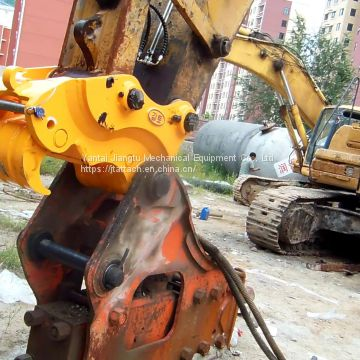 Durable Manual Quick Pin Grabber for PC200 Excavator