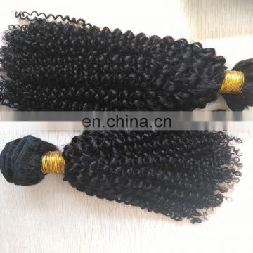 Alibaba.com hot sale human hair extensions for black woman afro kinky hair extensions
