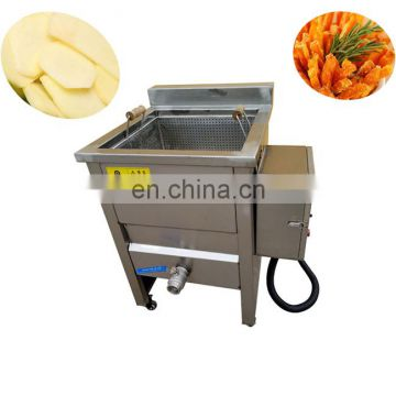 High output blanching machine chips vegetable blanching banana chips blanching machine