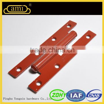 Red surface quality outdoor steel furniture hinges