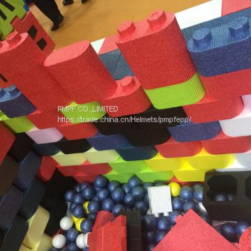 Hot Sale Custom High Durable Nontoxic EPP Foam Building Blocks, Educational Toys for Kid/Child