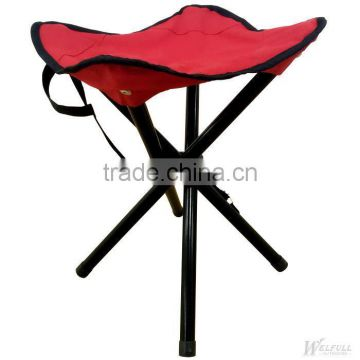 Portable lightweight folding store stool