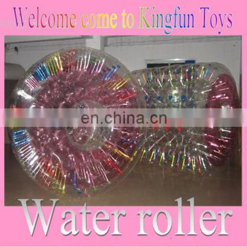 2014 inflable water walker rolling ball/auqa roller