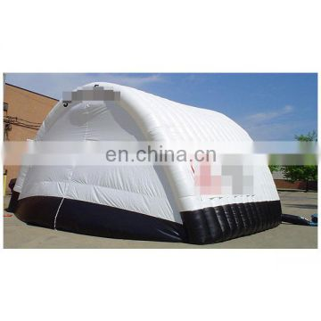 white inflatable lawn dome tent shelter tent for promotion