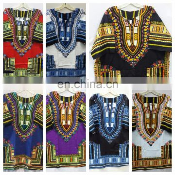 African Top Mexican Hippie Blouse Caftan Hippie Boho Dress Kimono Plus Size Dashiki 1X 2X 3X Mens Shirt Womens Caftan Boho