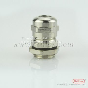 Cable gland used on all types of electrical power, control, instrumentation, data and telecommunications cables