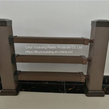High quality outdoor fence post mounting bracket