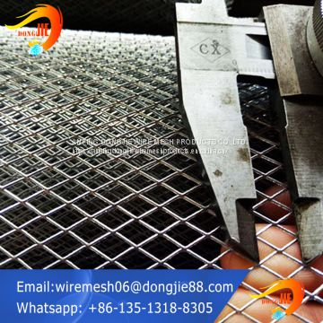 China suppliers hot sale stainless steel expanded wire mesh reasonable price
