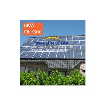 solar system price for home use 1kw 2kw 3kw 5kw 8 KW 10kw Off-grid Solar Power System for home use