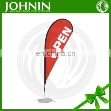Wholesale High Quality Lowest Price Professional Teardrop Flag