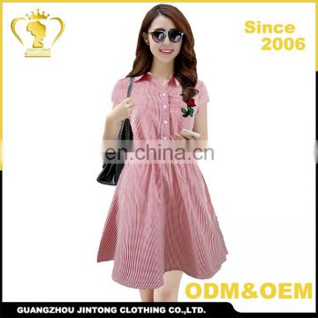 b84acbec5b2 Plus size women clothing factory front neck design fat women dress of suits  picture of Women dress from China Suppliers - 158099184