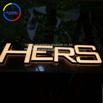 strong channel letter magnets for sale acrylic 3d led letters sign paint price philippines