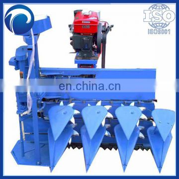 China manufacture wheat rice reaper and binder machine reaper binder tractor operated