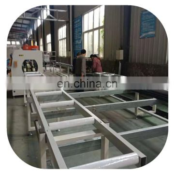 thermal break aluminum profile machine Aluminum Profile Rolling Compound Machine