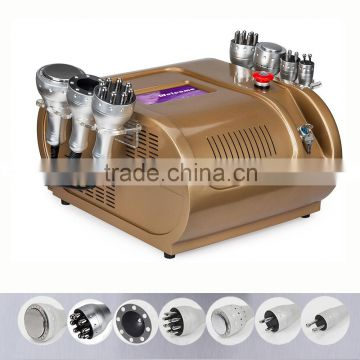 40k HZ Lipolaser RF/ultrasonic Machine series on promotion