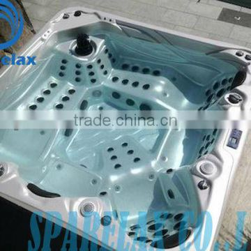 Comfortable soft tub whirlpool/Outdoor Party Spa for 8 Person